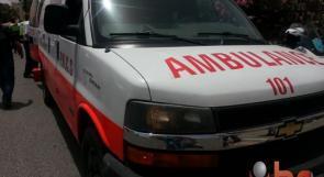 وفاة شاب وإصابة أخرين بحادث سير في بير نبالا شمال غرب القدس
