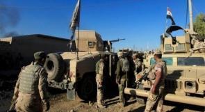 العثور على صاروخ معد للإطلاق جنوبي بغداد
