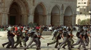 18 عاما على انتفاضة الأقصى.. والمسجد لا يزال مستباحا
