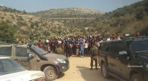 جيش الاحتلال يحتجز عدداً من طلبة بيرزيت