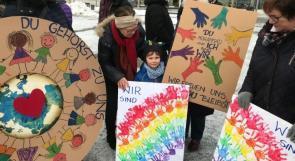 ألمانيا | متضامنون ألمان ينتصرون لعائلة فلسطينية ضد قرار ترحيلها