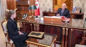 الحكومة التونسية تؤدي اليمين الدستورية