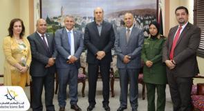 الإسلامي الفلسطيني والأمن الوطني يبحثان تعزيز التعاون في مجال المسؤولية المجتمعية