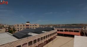 """"""" أسطح المدارس """" ... مصدرٌ لتوليد الطاقة الشمسية ."""