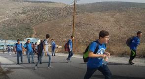 مشاكل صحية عديدة تهدد طلبة كفر عبوش.. والأهالي يناشدون عبر وطن
