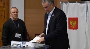 القرم تصوت للمرة الاولى في الانتخابات الروسية