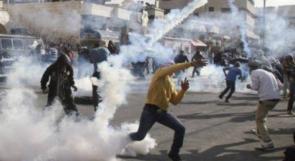 إصابات بالاختناق بمواجهات مع الاحتلال في بيت أمر شمال الخليل