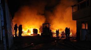 فاجعة.. وفاة 8 فلسطينيين في حريق اندلع بمقر إقامتهم بمدينة جدة السعودية