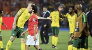 كأس الأمم الأفريقية 2019: مصر تودع البطولة إثر خسارتها أمام جنوب أفريقيا 1-صفر