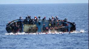 مصرع نحو ألف مهاجر في عرض البحر المتوسط في 2021