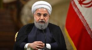 الرئيس الايراني: أؤمن ان أرض فلسطين ستعود لأصحابها الاصليين