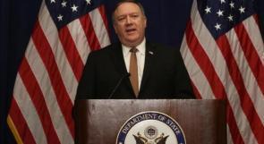 في خطوة إستفزازية..بومبيو يعلن دمج القنصلية الأمريكية بالقدس مع السفارة