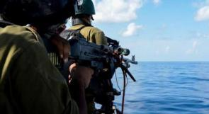 بحرية الاحتلال تُطلق النار صوب الصيادين ببحر غزة