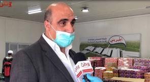"""الجبريني يطلق حملة """"تكافل"""" لدعم المواطن في مواجهة وباء """"كورونا"""""""