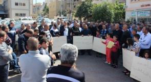 فيديو   احتجاجات في قرية شعب بسبب تلوث المياه