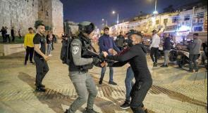 هبة القدس.. شرطة الاحتلال أفرغت مخزون  أسلحتها في 4 أيام