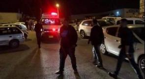 إصابة شاب بجراح خطيرة في جريمة إطلاق نار في الطيرة بالداخل المحتل