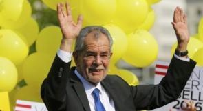الرئيس النمساوي يزور فلسطين غدا