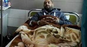نداء مناشدة للتكفل بعلاج فلسطيني سوري مهجر في مخيم عين الحلوة