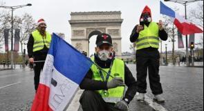 """""""السترات الصفراء"""": إعلان الحكومة الفرنسية تعليق الضرائب ليس كافيا"""