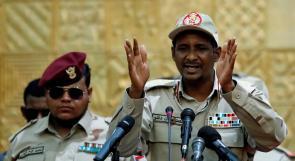 تمرد عسكري في السودان