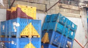 أصحاب محلات الحسبة القديمة في جنين يناشدون عبر وطن لفتح محلاتهم
