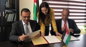 براك وشلالدة لـوطن: نعمل على تعزيز مكافحة الفساد بما ينسجم مع احترام فلسطين للاتفاقيات الدولية