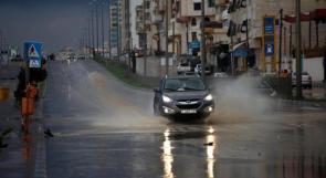 زراعة غزة: نسبة هطول الأمطار وصلت إلى 76%