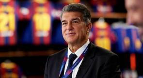 رئيس نادي برشلونة في رسالة للرجوب: النادي لم يؤكد إقامة أي مباراة ودّية في القدس