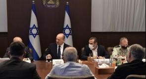 دولة الاحتلال | رفض توصيات تخفيف قيود كورونا
