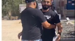 المعتقل الإداري عيد حسّونة من اللد المحتلة ينال حريته