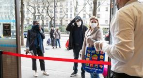 """فرنسا تحذر من """"أخطر أسبوعين"""" لتفشي وباء """"كورونا"""""""