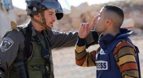 """الاحتلال يمدد اعتقال الصحفي """"علي دار علي"""" 5 ايام"""