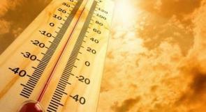 حالة الطقس: أجواء ملتهبة طيلة الأسبوع