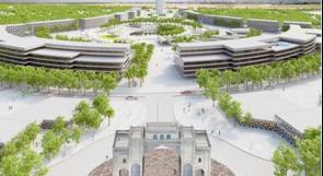 """""""بوابة أريحا """" ... المشروع التطويري الاضخم في فلسطين"""