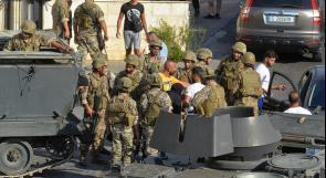 توقيف 19 شخصا على خلفية الاحداث في منطقة الطيونة ببيروت