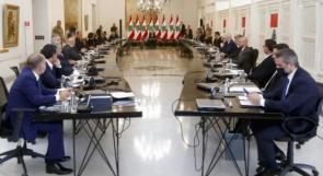 الحكومة اللبنانية تعلن إقرار برنامج عملها