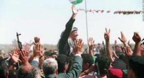 بعد 13 عاما على وفاته.. عرفات يبقى رمز الفلسطينيين