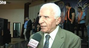 عزام الاحمد لوطن : حرب نفسية تشن على الرئيس ، وغزة مختطفة وعلى الجميع تحمل المسؤولية
