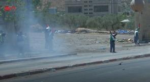 """""""بيتا"""" تقاوم الاحتلال بحجارة جبل صبيح"""