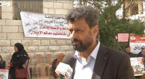 امين شومان لوطن : المفاوضات مع الاحتلال حول ملف الاعتقال الاداري لم تسفر حتى اللحظة عن اية نتائج ايجابية