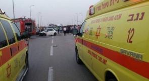 إصابة رضيع بحادث دهس في النقب