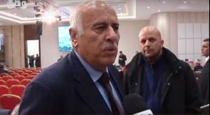 الرجوب لوطن: عدم مشاركة حماس في اجتماعات المركزي لن يؤثر على مسار المصالحة