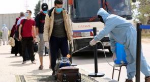 رحلة لاجلاء العالقين في الجزائر إلى قطاع غزة