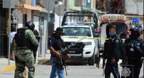 مقتل 24 شخصا في هجوم مسلح وسط المكسيك