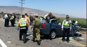 الجليل: مصرع سيدة بحادث طرق قرب كفر كما