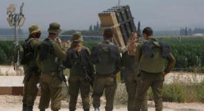 """بعد ان اشتيك مع نفسه يوم امس .. جيش الاحتلال ينتظر الرد على """"رجل ونص"""""""