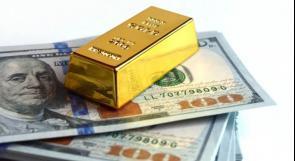هبوط نادر للذهب والدولار معَا