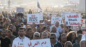 """ساهمت بانتشار الجريمة.. """"400 ألف قطعة سلاح وصلت من جيش الاحتلال لفلسطيني الداخل"""""""