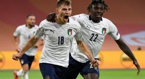 إيطاليا تحقق أرقامًا تاريخية في أمم أوروبا